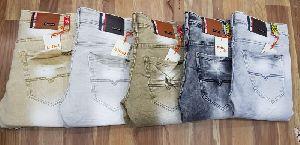 Mens Plain Jeans 01