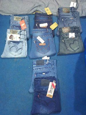 Mens Plain Jeans 03