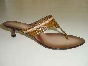 LJ+64 Ladies Leather Sandal