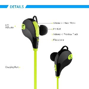 Jogger Headphone 04