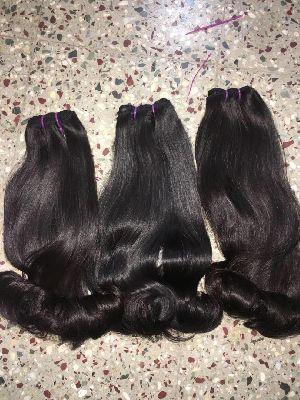 Virgin Double Drawn Bow Hair 04