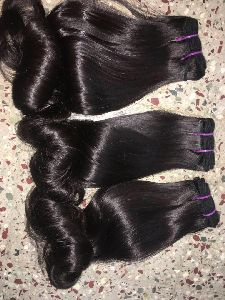 Virgin Double Drawn Bow Hair