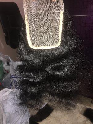 Virgin Hair Closure 04