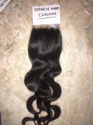 Virgin Hair Closure 07