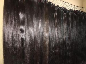 Virgin Single Drawn Natural Curly Hair 03