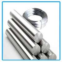 Stainless Steel Rods, Bars and Wire