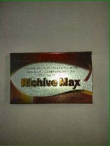 Richive Max Tablets