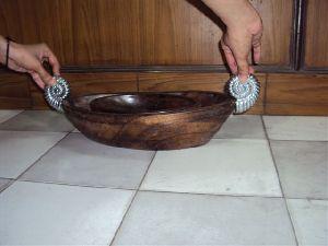 Designer Wooden Tray 10
