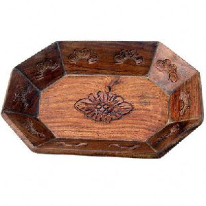 Wooden Serving Trays 11