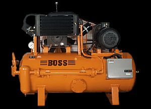 Customized High Pressure Compressors