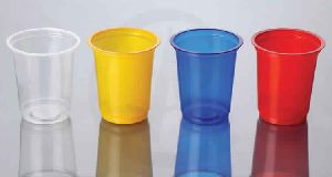 250 ml Colored Glasses
