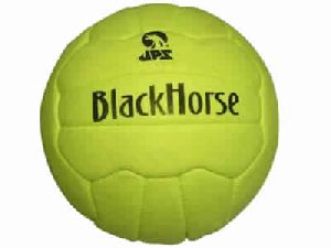 Indoor Soccer Ball /Black Horse