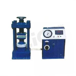 Electrically Cum Hand Operated Pumping Unit