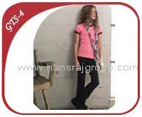 Girls T-Shirt (Short Sleeve)
