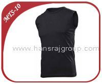 Men SLEEVELESS T- Shirt
