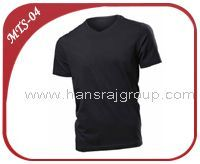 Men V-NECK T- Shirt