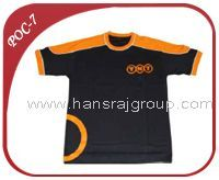 Promotional wear t-shirt