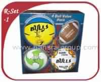 Soccer Ball Regular Sets