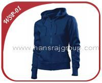 Womens HOODED