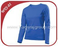 Womens LONG SLEEVE T Shirt