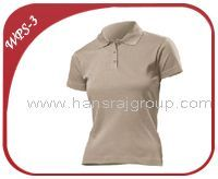 Womens Polo Half Sleeve