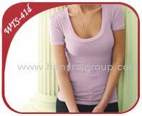 Womens SCOOP NECK