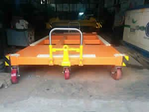 Heavy Duty Assemble Trolley