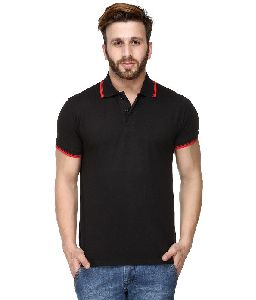 Mens Slim Fit Polo T-Shirt