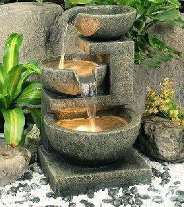 FRP Indoor Fountain