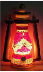 Marble Fancy Lamp