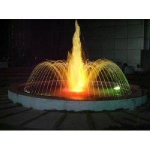 Outdoor Jet Fountain