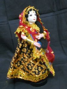 Indian Hand made Dolls