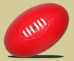 FOAM PVC AFL BALL