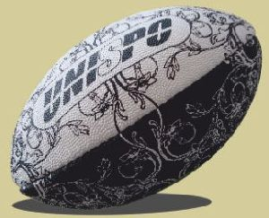 MINI RUGBY BALL 6inch [USIRBMB1400]