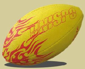 MINI RUGBY BALL 6inch [USIRBMB1500]