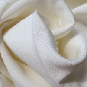 Crape Grey Fabric