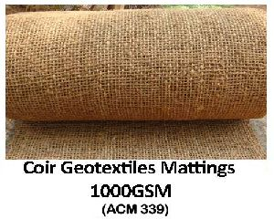1000GSM Coir Geotextile Matting