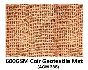 600GSM Coir Geotextile Mat