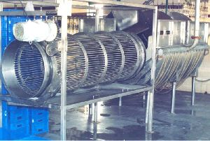 Individual Equipment Screw chiller