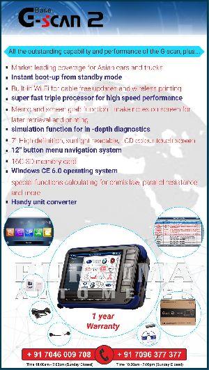 G-Scan 2 Car Diagnostic Scanner 01