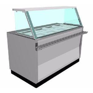 Bain Marie Display Counter 01