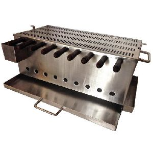 Commercial Barbecue Grill