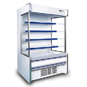 Open Display Industrial Refrigerator
