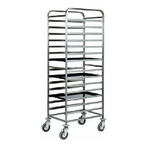 Tray Kitchen Trolley
