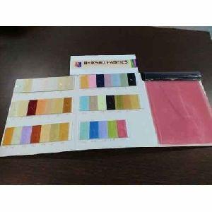 Polyester Organza Fabric