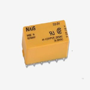 4 Amp 24 Vdc Power Relays