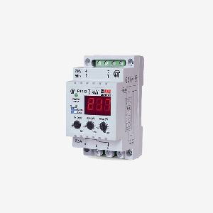 Din Rail Type Single Phase Voltage Monitoring Relays