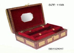 Double Roll Rexine Bangle Box 05