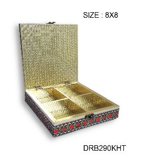German Oxidised Dry Fruit Box 25