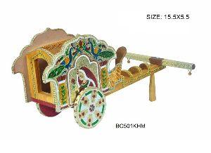 Handcrafted Bullock Cart
